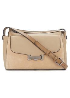 Vince Camuto Vivia Leather Crossbody Bag