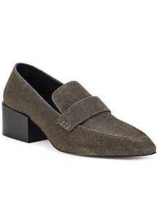 Vince Camuto Women's Adealia Block-Heel Loafers Women's Shoes