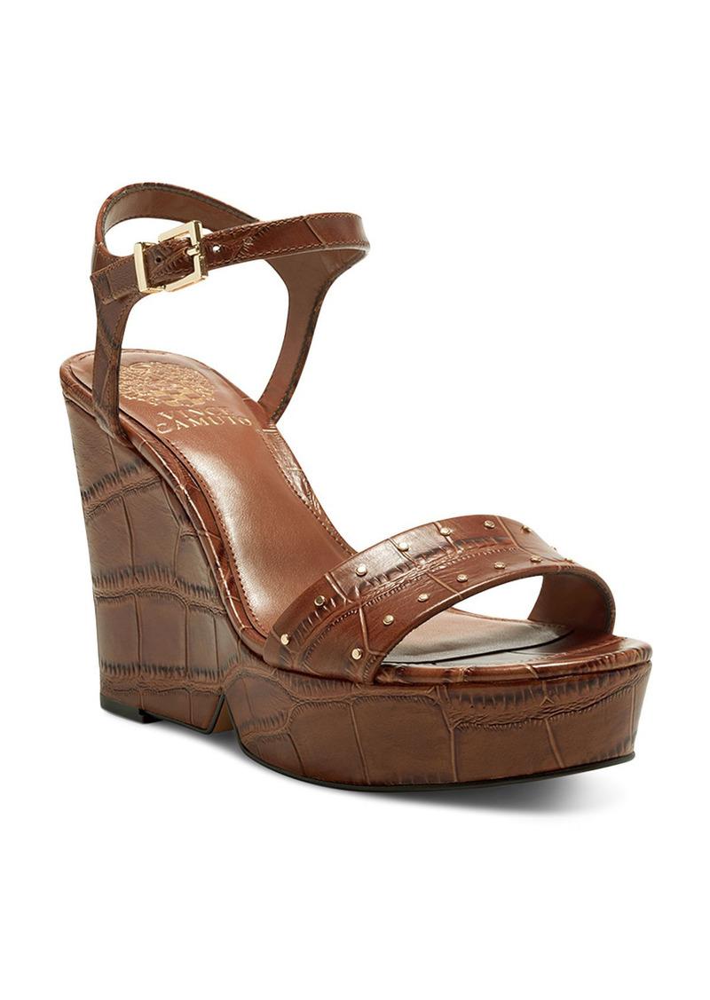 VINCE CAMUTO Women's Celvina Wedge Sandals
