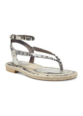 VINCE CAMUTO Women's Kalmia Ankle Strap Studded Sandals