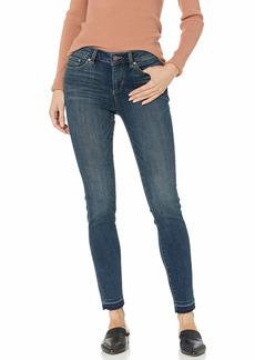 Vince Camuto Women's Released Hem Five Pocket Skinny Jean  25/