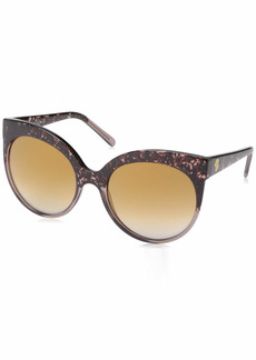 Vince Camuto Women's VC797 Cat-Eye Sunglasses with 100% UV Protection