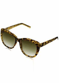 Vince Camuto Women's VC844 Cat-Eye Sunglasses