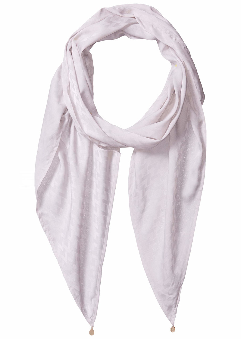 Vince Camuto Women's Woven Jacquard Scarf