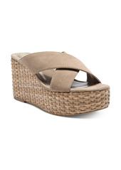 Women's Vince Camuto Greathel Espadrille Platform Slide Sandal
