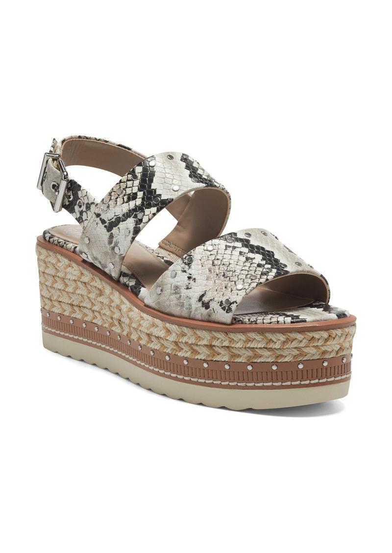 Women's Vince Camuto Marsa Espadrille Platform Wedge Sandal