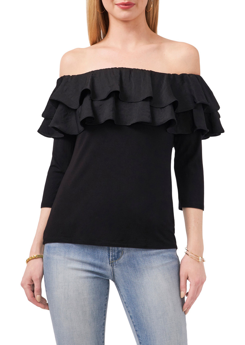 Women's Vince Camuto Off The Shoulder Top