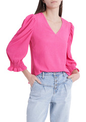 Women's Vince Camuto Puff Sleeve Top