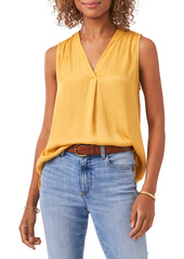 Women's Vince Camuto Rumpled Satin Blouse