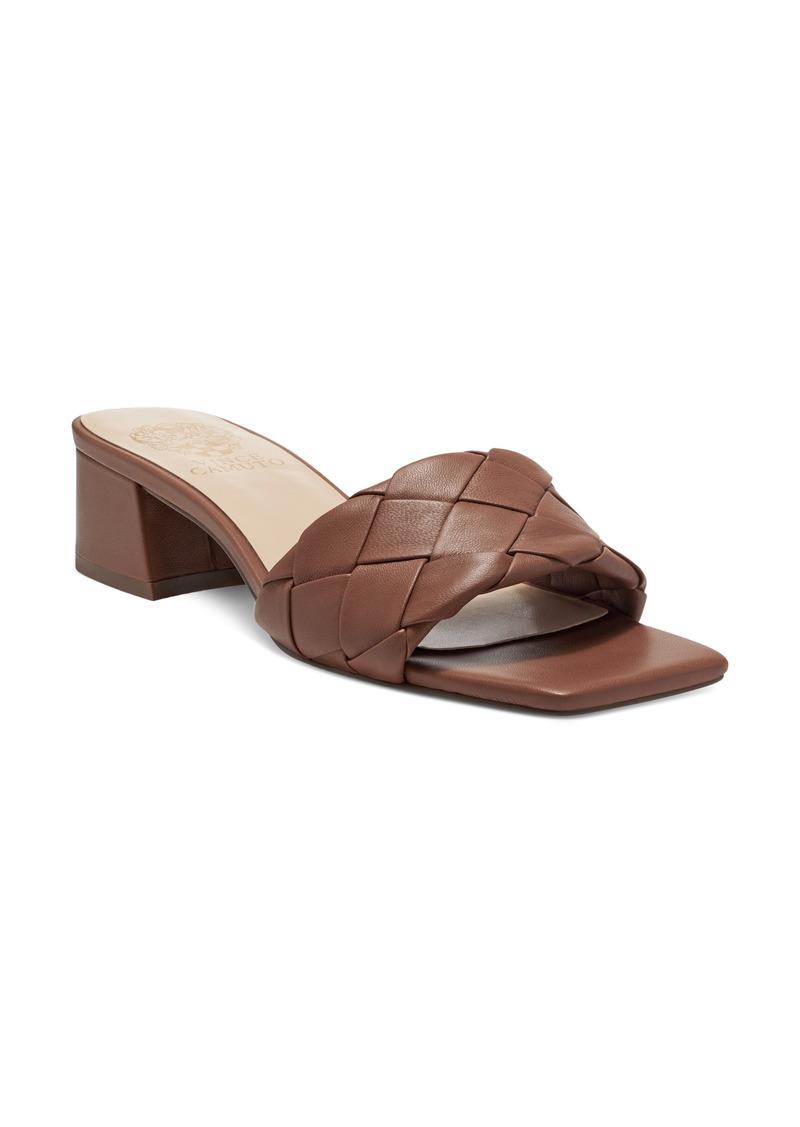 Women's Vince Camuto Semtera Block Heel Slide Sandal