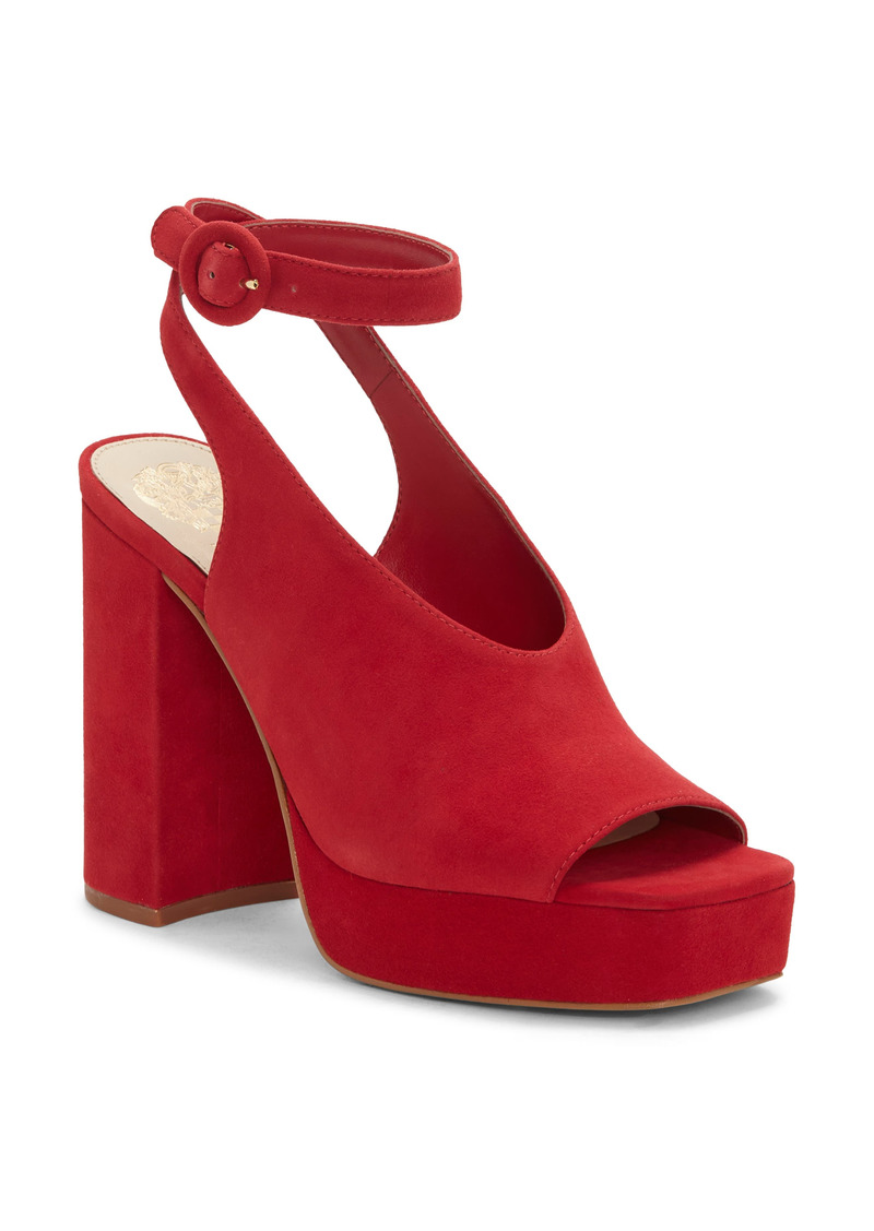 Women's Vince Camuto Somerson Slingback Platform Sandal