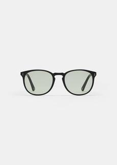 Vince DOM VETRO / Jet Black Matte Sunglasses