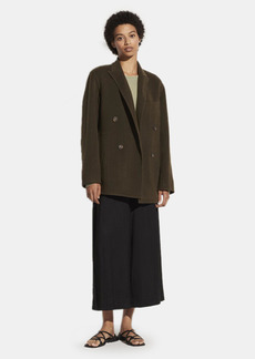 Vince Peak Lapel Wool Blazer - M - Also in: S, L, XS