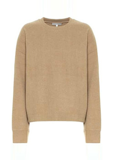 Vince Stretch-jersey sweatshirt