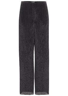 Vince Textured wide-leg pants
