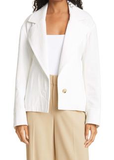 Vince Belted Cotton Jacket