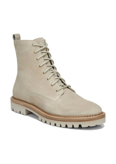 Vince Cabria Lug Water Resistant Lace-Up Boot (Women)