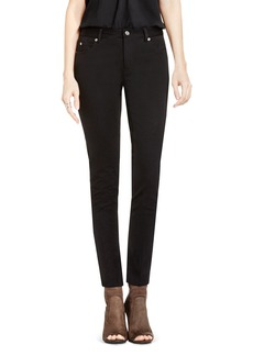 VINCE CAMTUO Ponte Skinny Jeans