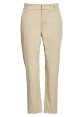 Vince Coin Pocket Stretch Cotton Chino Pants