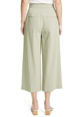 Vince Crop Wide Leg Pants