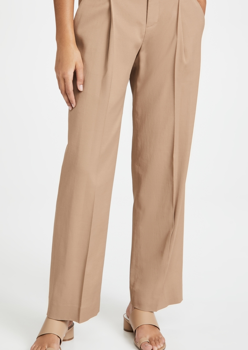 Vince Drop Waist Wide Leg Pants
