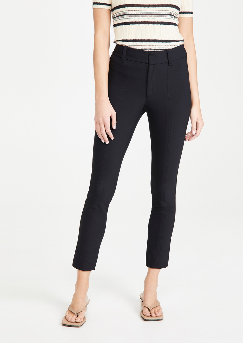 Vince High Waist Cigarette Pants