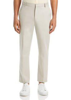 Vince Linen Blend Slim Fit Modern Pants