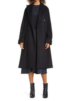 Vince Peak Lapel Overcoat