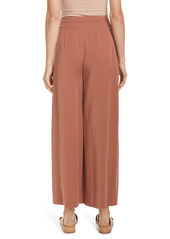 Vince Pleated Culottes