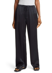 Vince Silk Wide Leg Pants