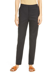 Vince Slim Mid-Rise Trousers