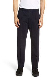 Vince Structured Straight Leg Track Pants
