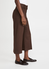 Vince Wide Leg Belted Culottes
