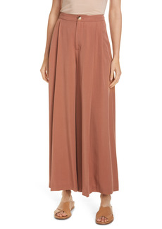 Women's Vince Pleated Culottes