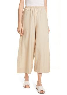 Women's Vince Side Slit Culottes