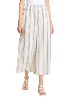 Women's Vince Stripe Culottes