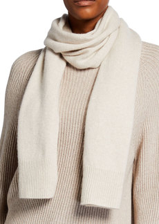 Vince Wool-Cashmere Scarf