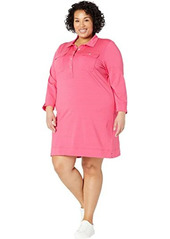 Vineyard Vines Plus Size Striped Sankaty Margo Dress