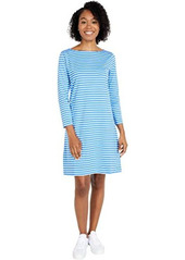 Vineyard Vines Sankaty Boatneck Shift Dress