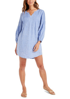 vineyard vines Long Sleeve Cover-Up Dress