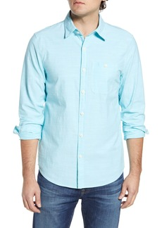 vineyard vines Longshore Slim Fit Chambray Button-Up Shirt