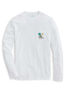 vineyard vines Men's Suns Out Long Sleeve Graphic Tee