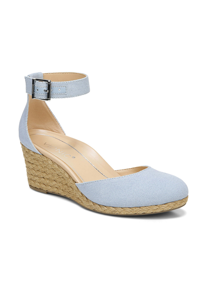 Vionic Amy Wedge Espadrille Sandal (Women)