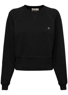 Vivienne Westwood Organic Jersey Athletic Sweatshirt