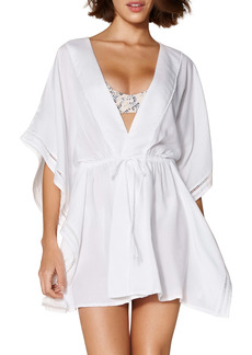 ViX Embroidered Cover-Up Wrap