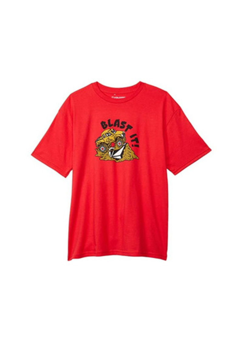 Volcom Blast It T-Shirt (Little Kids/Big Kids)