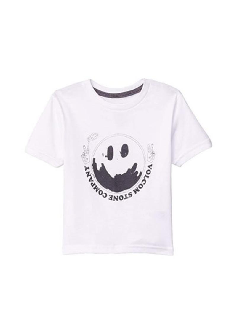 Volcom Fake Smile T-Shirt (Toddler/Little Kids)