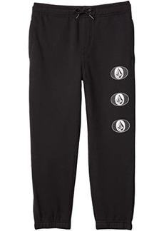 Volcom Stone Stack Fleece Pants (Toddler/Little Kids)