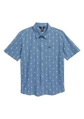 Volcom Bonga Stripe Button-Up Shirt (Big Boys)