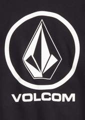 Volcom Crisp Stone Logo Graphic T-Shirt (Toddler & Little Boy)
